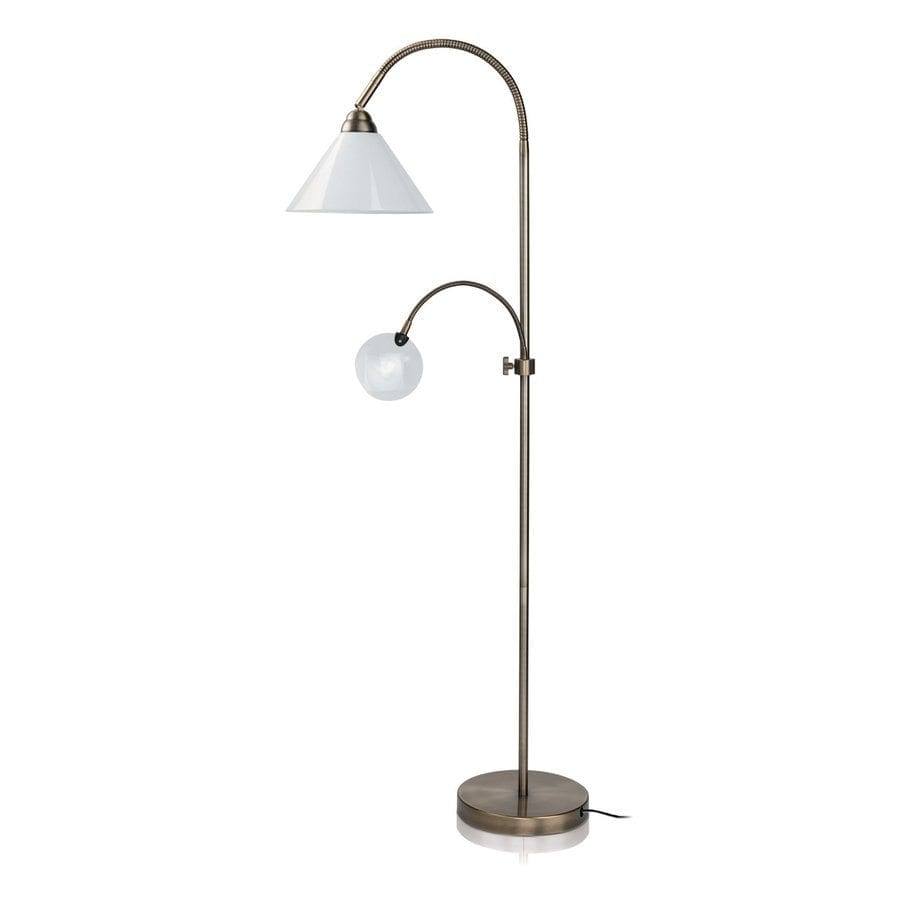 Craft Floor Lamp, Antique | Fleur de Paris