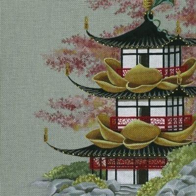Fantasy Pagodas