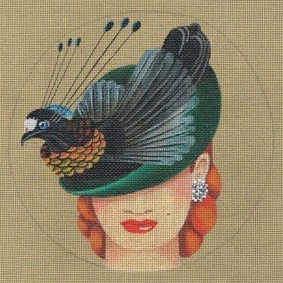 Bird of Paradise Hats
